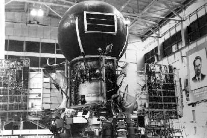 클릭하시면 원본 이미지를 보실 수 있습니다. 금성에 착륙한 소련의 베네라 우주선