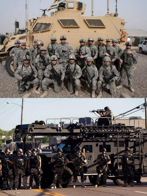 택티컬한 미국경찰의 문제- 퍼거슨시 사건택티컬한 미국경찰의 문제- 퍼거슨시 사건 - 유용원의 군사세계 - 웹