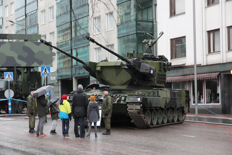 Venäjän Armeijan Kalusto