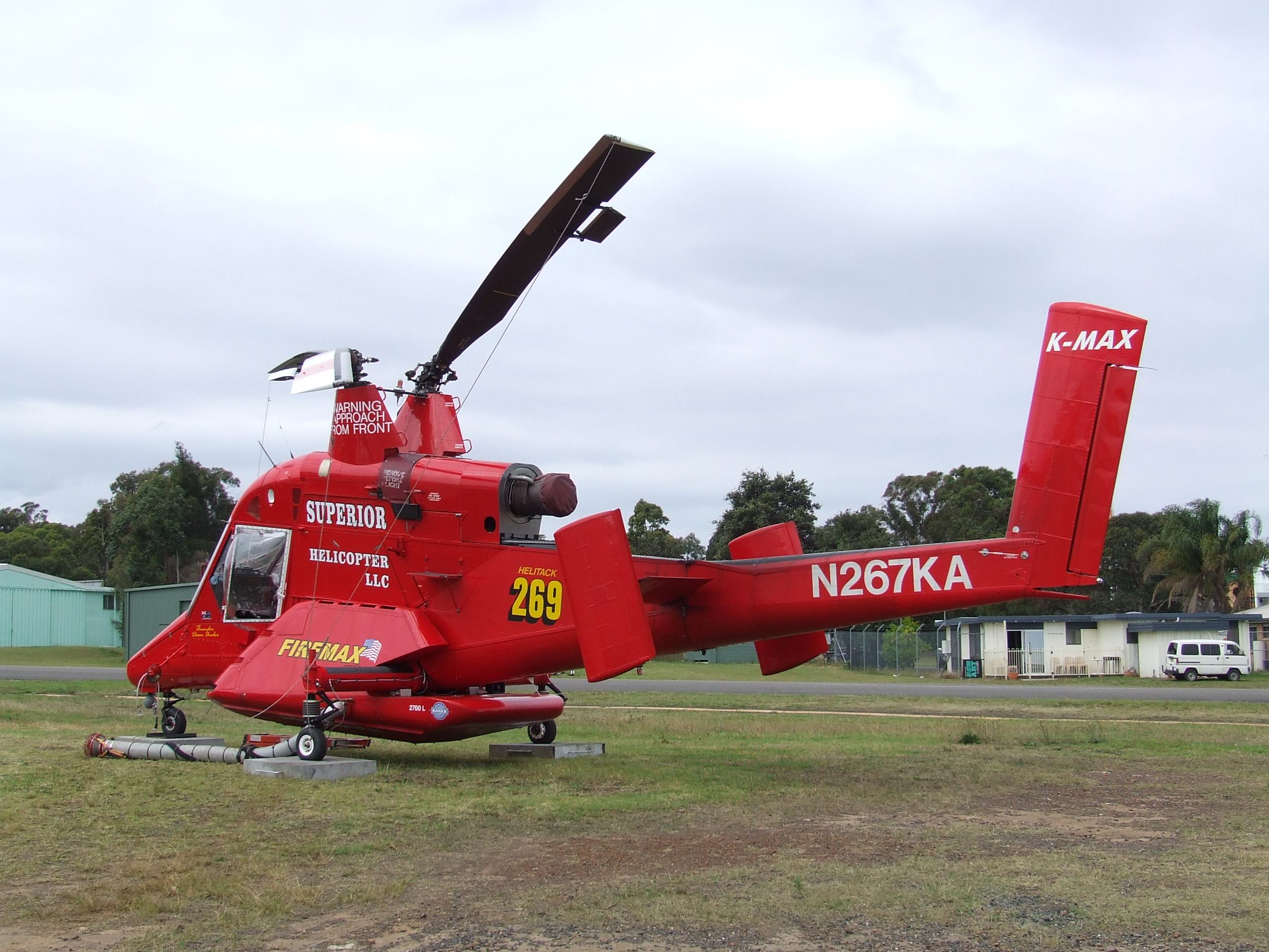 Elicottero Kaman K Max : 유용원의 군사세계 gt 상용기 사진자료실